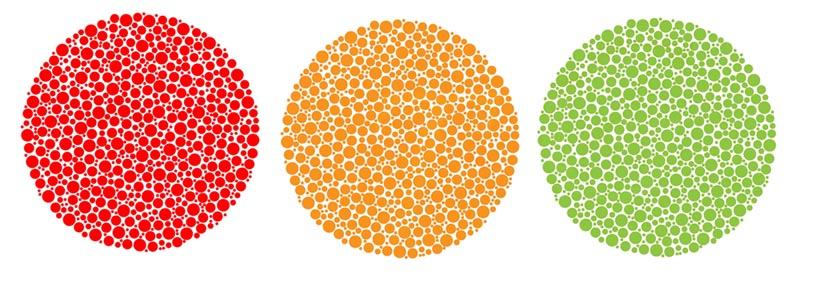 التفسير العلمي للإختلاف حول لون الفستان